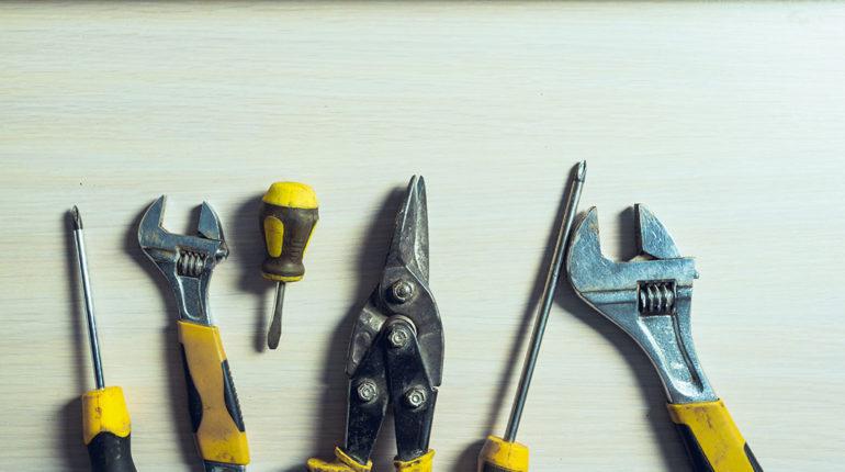 Outils pour serrurier