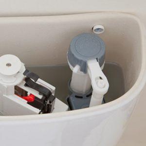 comment arr ter une fuite d 39 eau dans votre chasse de toilette. Black Bedroom Furniture Sets. Home Design Ideas